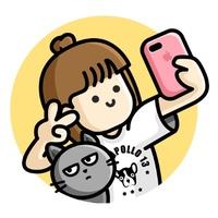 Take a selfie TikTok